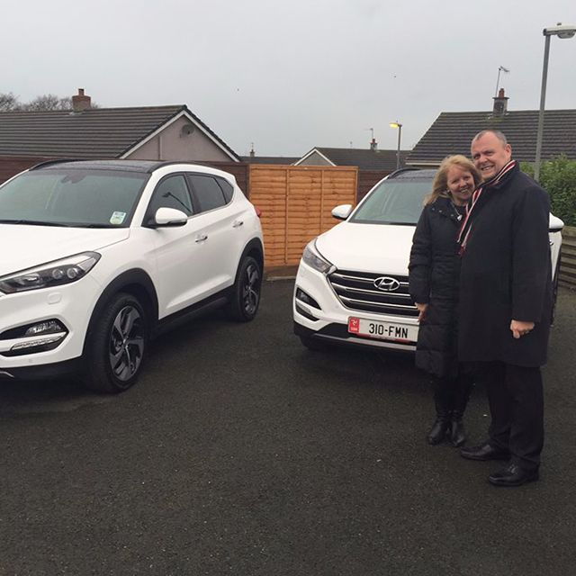 Happy Hyundai Handover!
